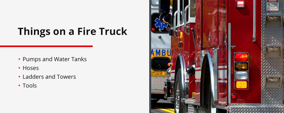 How do Fire Trucks Work
