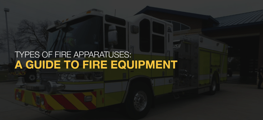 Types of Fire Trucks