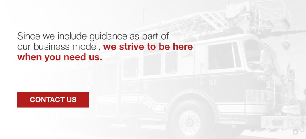 Guides to Types of Fire Apparatus