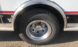 1999 Ford Ambulance wheel