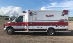 1999 Ford Ambulance sideview