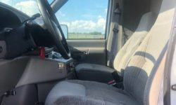 1999 Ford Ambulance front seats