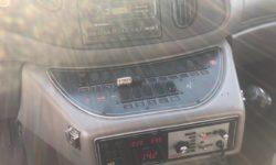 1999 Ford Ambulance middle dash