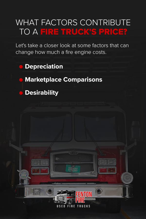 What Factors Contribute to Fire Truck Pricing